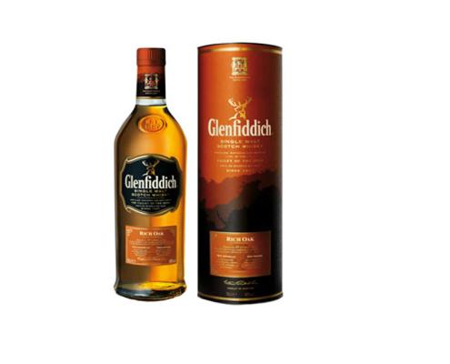 Glenfiddich Single Malt Rich